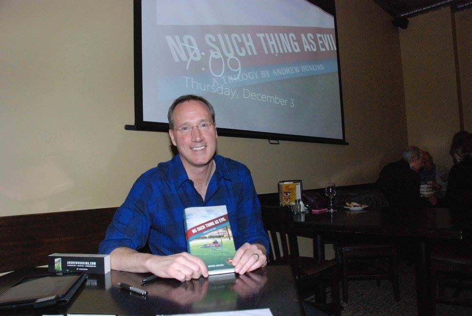 No Such Thing as Evil – Book Launch