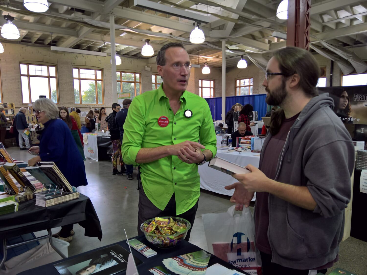 2018 Twin Cities Book Festival